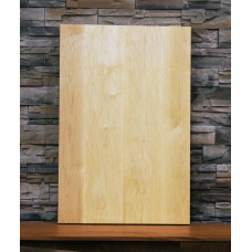 """Solid Hard Maple Table Top, 24"""" x 36"""" - Free Ship"""