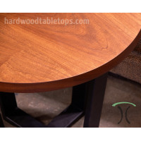 Round Custom Table Top Builder 1.75 Inch