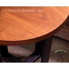 Round Custom Table Top Builder 1.25 Inch
