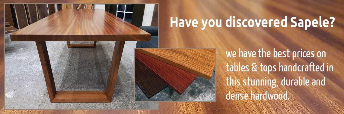 Have you discovered Sapele?