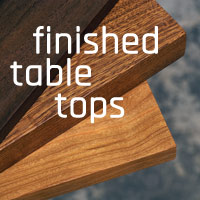Finished Tops