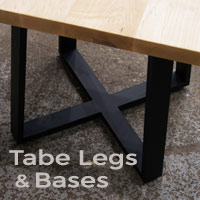 Table Legs and Bases