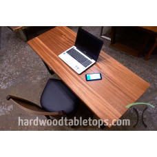 Custom Solid Wood Desks - Desktops - Work from Home Office