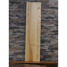 """Solid White Ash Console or Bench Top, 18"""" x 71"""""""