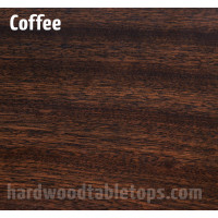 Stained Solid Wood Desks and Desktops - Work from Home Office